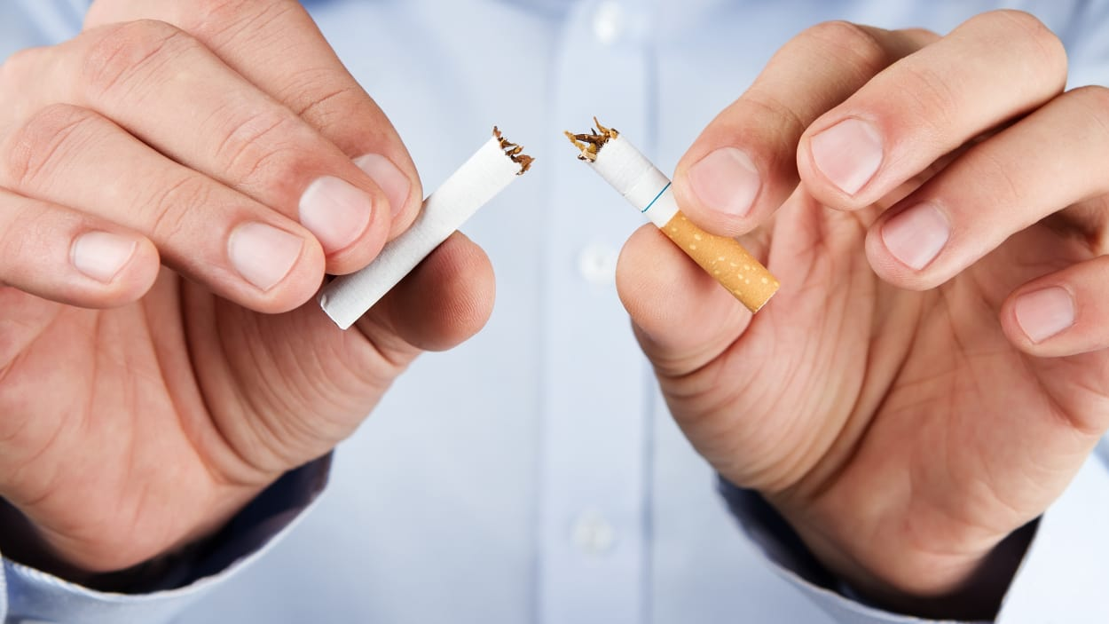 Tabac: en Novembre, j'arrête de fumer!